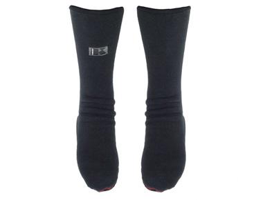 kwark navy socks
